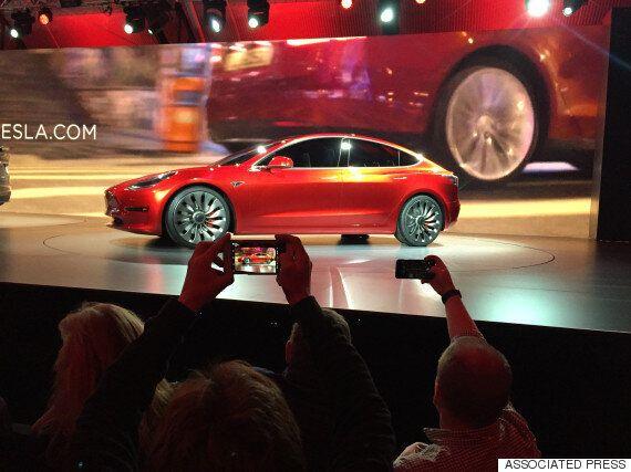 [해설] 테슬라 '모델3'가 역사상 가장 중요한 자동차일지도 모르는