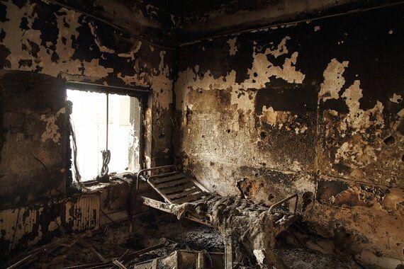아프간 쿤두즈 병원 폭격 6개월, 악몽 속에 그 일이 또 다시