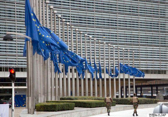 벨기에 브뤼셀이 테러 대상이 된