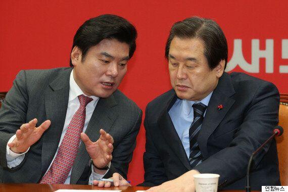 김무성 대표의 '옥새'는 대체 어디로