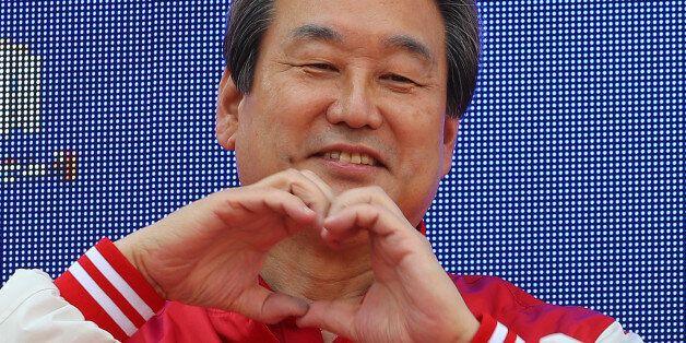 김무성이 선거운동에서 강조한