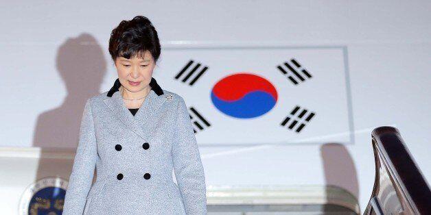 박근혜 대통령, 미중일 연쇄정상회담을