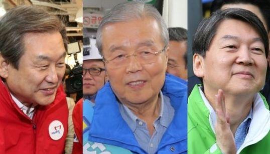 30장의 사진으로 보는 총선 선거운동