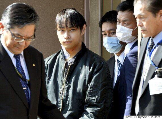 일본 여중생 납치 용의자가