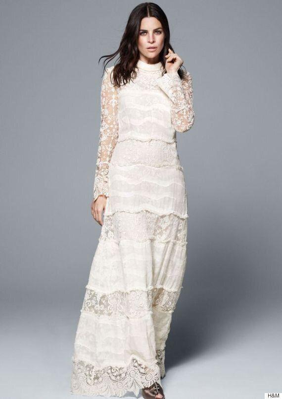 H&M이 웨딩드레스를 출시한다