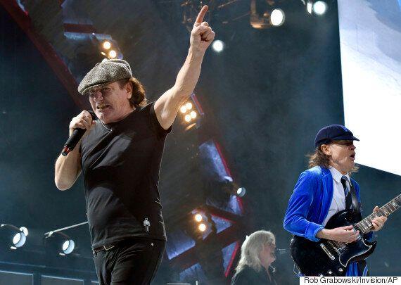 진짜로 액슬 로즈가 AC/DC의 보컬로 공연할지