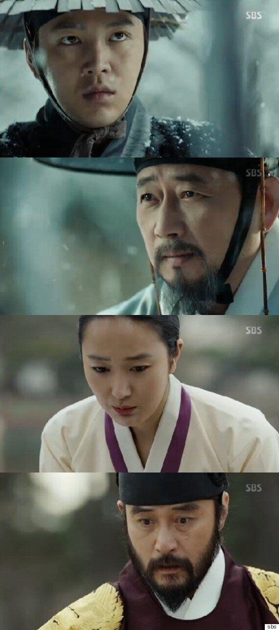 '대박' 조선판 타짜가 왔다..역대급 사극의