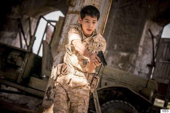 BBC가 말하는 '태양의 후예' 인기 비결은 '군대