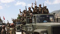 시리아군, IS가 장악해온 '팔미라'를 완전히