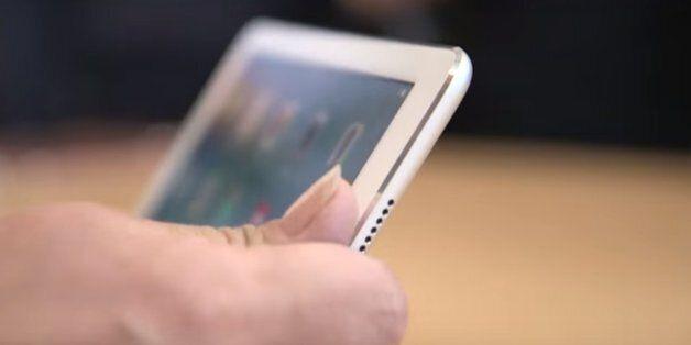애플이 새로 내놓은 9.7인치 '아이패드 프로'의