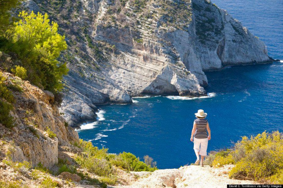 그리스에서 가장 아름다운 섬, 그 섬에서 가장 아름다운 해변