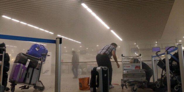 브뤼셀 공항서 세 번째 폭탄을