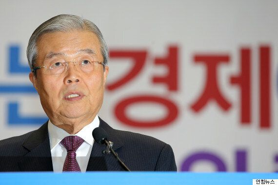 김종인, 박근혜 정부 경제심판론을 전면에