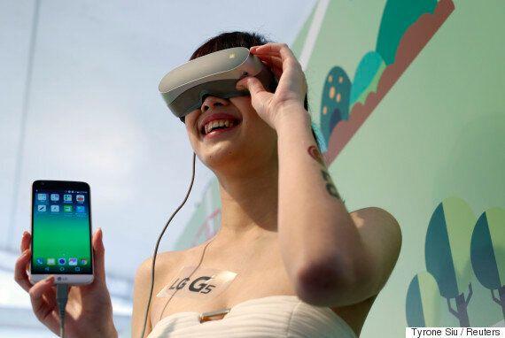 LG G5 출시 : 주변기기 6종 모두 구입하면 200만원