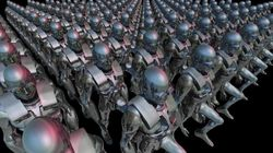 알파고, 로봇과 노동의