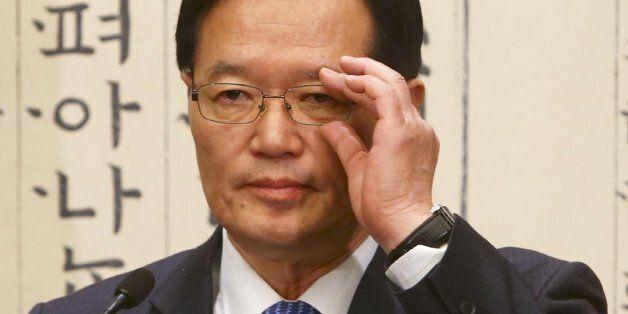 새누리 출신 정의화 국회의장이 '새누리당 공천 파동'에 던진 강력한
