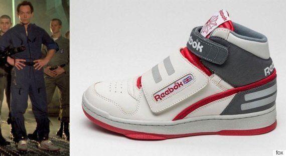4월 26일, 리복은 '에일리언' 데이에 맞춰 이 신발을
