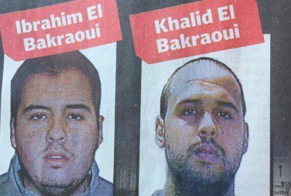 [속보] 브뤼셀 자살 폭탄 테러범들은 벨기에인
