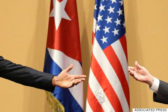 미국과 쿠바는 새로운 역사를 쓰고