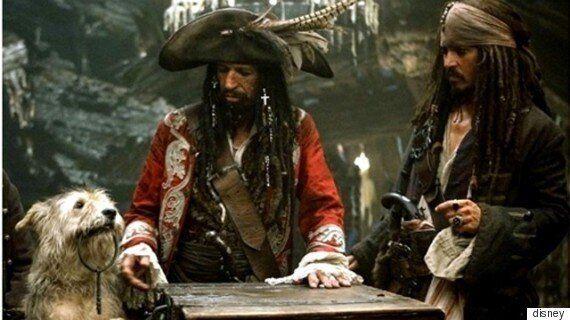 폴 매카트니, '캐리비안의 해적 5: 죽은 자는 말이 없다'에