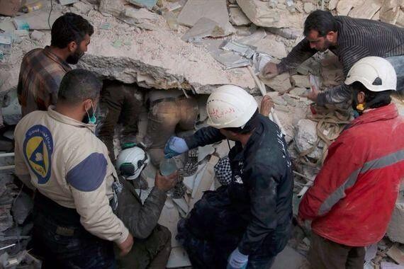 시리아 분쟁 5년, 공포와 죽음에 모두가 지쳐