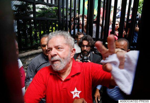 브라질에서 가장 정직한 사람, 룰라에겐 무슨 일이