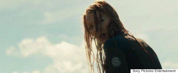 블레이크 라이블리 주연의 새 상어 영화 '더 쉘로우스'는 당신에게 악몽을 선사할