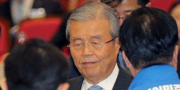 더민주 비대위, 김종인 '비례 14번'으로 조정 포함 '중재안'
