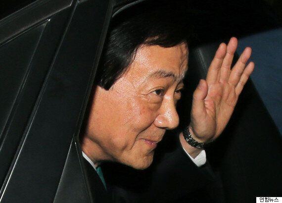 '원조친박' 진영 의원, 새누리당을