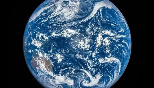 NASA의 일식 동영상에서 가장 쿨한