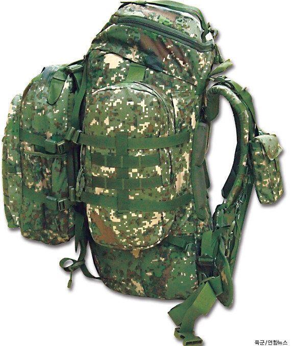 육군병사들에게 지급될 새로운 장비