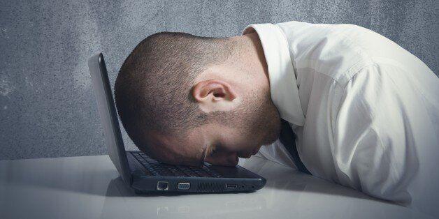 '마이크로 수면' 중 뇌에 일어나는 위험한