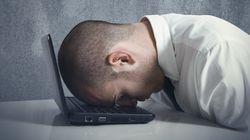 마이크로 수면 중 뇌에 일어나는 위험한