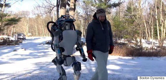 구글, 로봇업체 '보스톤 다이내믹스' 2년 만에 매물로
