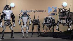 구글, 로봇업체 '보스톤 다이내믹스'