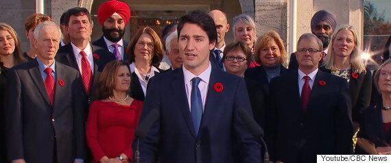 저스틴 트뤼도가 당신에게 캐나다의 외교 정책을 직접