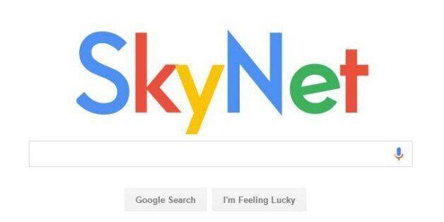구글이 사명을 스카이넷(SkyNet)으로