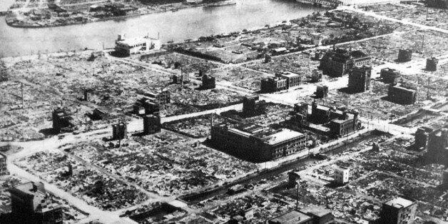 도쿄 대공습 71주기 : 23장의 사진으로 보는