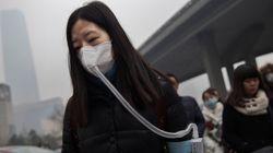 베이징, 올해 최악의 스모그 경보가