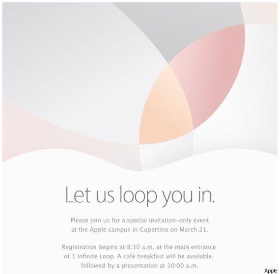 '아이폰SE' 공개 임박? 애플, 21일에 미디어 행사