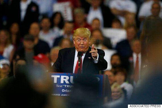 '대세론 부활' : 트럼프, 미시간·미시시피 완승을