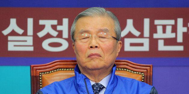 김종인 '불공정 논란' 더민주 청년비례 공천 중단
