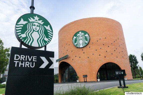 영국 스타벅스에서 커피를 850원 저렴하게 마시는