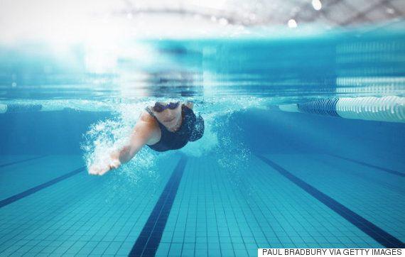 수영이 건강에 좋은 과학적인 이유