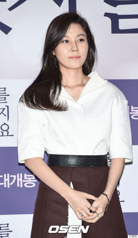 김하늘, 지인들 축하 속 1살 연하 사업가와