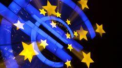 유럽중앙은행, 사상 첫