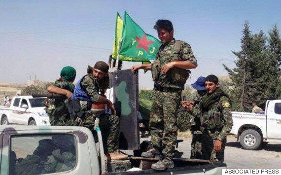 시리아 쿠르드족, '연방제 자치정부'를