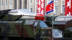 북한, 중거리 탄도미사일 1발을
