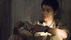 중국의 한 남성이 '송중기'를 외치며 행패 부린