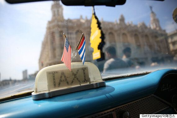 [화보] 버락 오바마, 역사적인 쿠바 방문 일정을